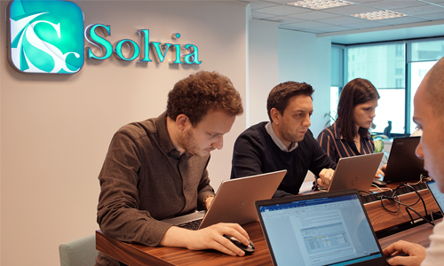 Solvia Digital Solutions