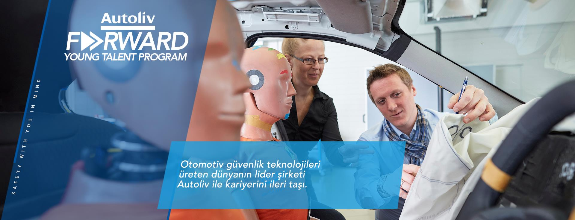 Autoliv Forward Young Talent Program