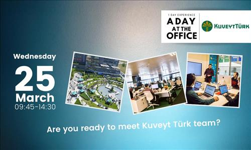 A Day At The Office @Kuveyt Türk