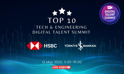TOP10 Tech&Engineering Digital Talent Summit