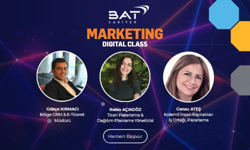 BAT Marketing Digital Class