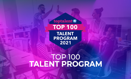 TOP100 TALENT PROGRAM 2021